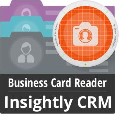 Business Card Reader For Insightly CRM Mobile Software