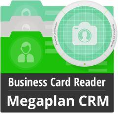 Business Card Reader For Megaplan CRM Mobile Software