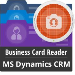Business Card Reader For Microsoft Dynamics CRM Mobile Software