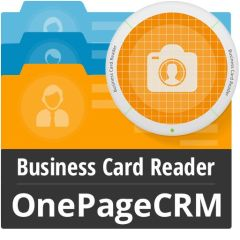 Business Card Reader For OnePage CRM Mobile Software