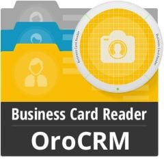 Business Card Reader For OroCRM Mobile Software