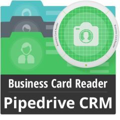 Business Card Reader For Pipedrive CRM Mobile Software