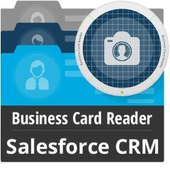 Business Card Reader For Salesforce CRM Mobile Software
