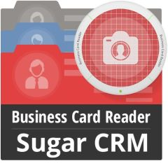 Business Card Reader For SugarCRM Mobile Software