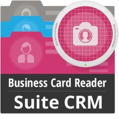 Business Card Reader For SuiteCRM Mobile Software