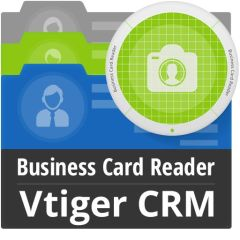 Business Card Reader For Vtiger CRM Mobile Software