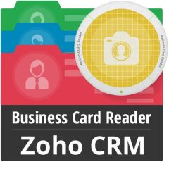 Business Card Reader For Zoho CRM Mobile Software