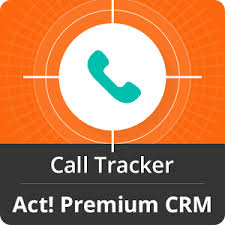 Call Tracker For Act! Premium Mobile Software