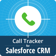Call Tracker For Salesforce CRM Mobile Software