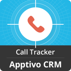 Call Tracker For Apptivo CRM Mobile Software