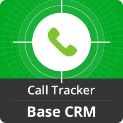 Call Tracker For Base CRM Mobile Software