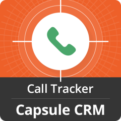 Call Tracker For Capsule CRM Mobile Software