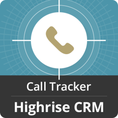 Call Tracker For Highrise CRM Mobile Software