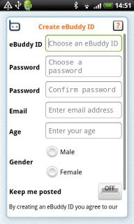 EBuddy Software V3.4.0 Mobile Software