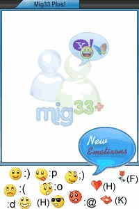 Mig33 Plus V2.04 Mobile Software