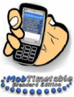 MobTimetable Standard Edition 1.5.5 Mobile Software