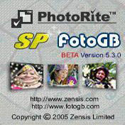 PhotoRite SP Beta 5.3.0 Mobile Software