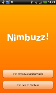 Nimbuzz Messenger 3.3.1 Mobile Software