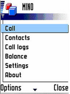 MINO - VoIP Calling 01.00.10 Mobile Software