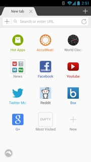 Dolphin Browser For Android Phones V10.1.0 Mobile Software