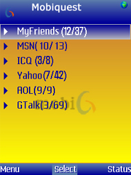 MQIM Mobile Messenger And Conference Chat For Java V1.1 Mobile Software