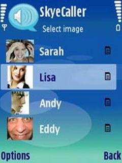 SkyeCaller II For Symbian Phones V2.02 Mobile Software