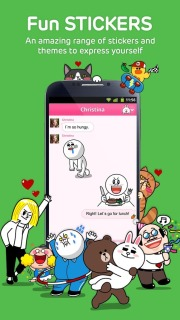 LINE Free Calls And Messages For Free Android Phones V3.9.3 Mobile Software