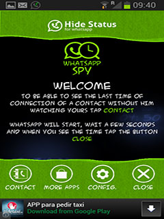 Spy WhatsApp Mobile Software