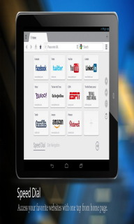 UC Browser HD - Android Tablet V2.5.0.350 Mobile Software