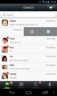 WeChat For Android Phones V5.0.3.1 Mobile Software