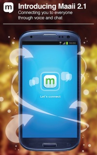 Maaii Free Calls & Messages For Android Phones V2.1.6 Mobile Software
