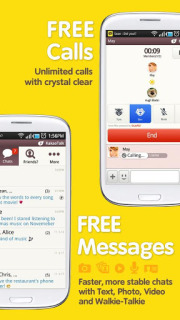 KakaoTalk Free Calls & Text For Android Phones V 4.2.2 Mobile Software