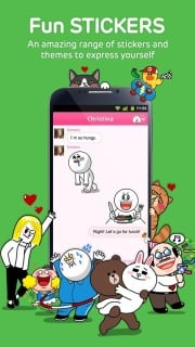 LINE Free Calls & Messages For Android Phones  V3.10.1 Mobile Software