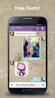 Viber For Android Phones V 4.1.1.10 Mobile Software