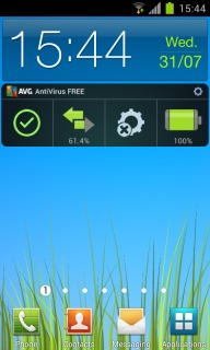AntiVirus Security - Free For Android Phones V 3.3 Mobile Software
