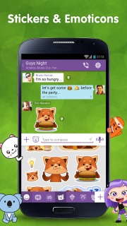 Viber For Android Phones V 4.3.3.67 Mobile Software