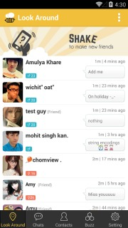 BeeTalk For Android Phones V 1.4.0 Mobile Software