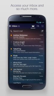 Yahoo Mail AE