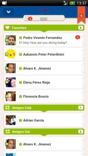 Go Chat For Facebook For Android Phones V 6.2.2 Mobile Software