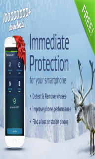AntiVirus Security - Free For Android Phones V 3.4.2.1 Mobile Software