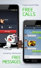LINE Free Calls And Messages For Android Phones V 4.5.4 Mobile Software