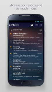 Yahoo Mail  Free Email App For Android Phones V 4.5.1 Mobile Software