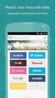 Next Browser For Android For Android Phones V 1.17 Mobile Software
