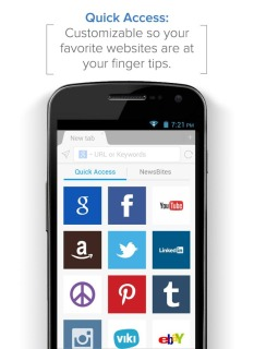 Maxthon Browser - Fast For Android Phones V 4.3.0.2000 Mobile Software