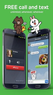 LINE Free Calls And Messages For Android Phones V 4.7.1 Mobile Software
