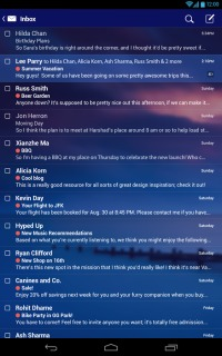 Yahoo Mail For Android Phones V 4.7.2 Mobile Software