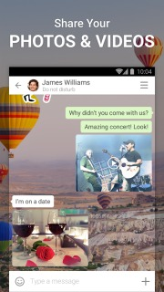 ICQ Messenger Smartphone Apps Mobile Software