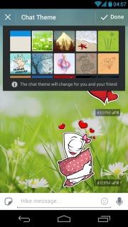 Hike Messenger For Android Phones Apps V 3.5.1 Mobile Software