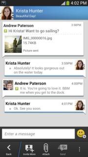 Download BBM Apps Apk Mobile Software | Mobile Toones