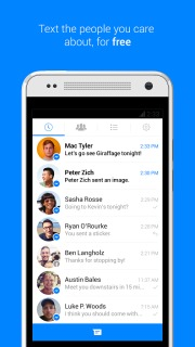 Facebook Messenger For Android Apps Mobile Software